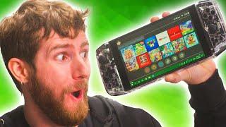 FINALLY an AMD Handheld Gaming PC!! - Aya Neo Review