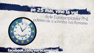 Dă ceasul României pe ora Europei!