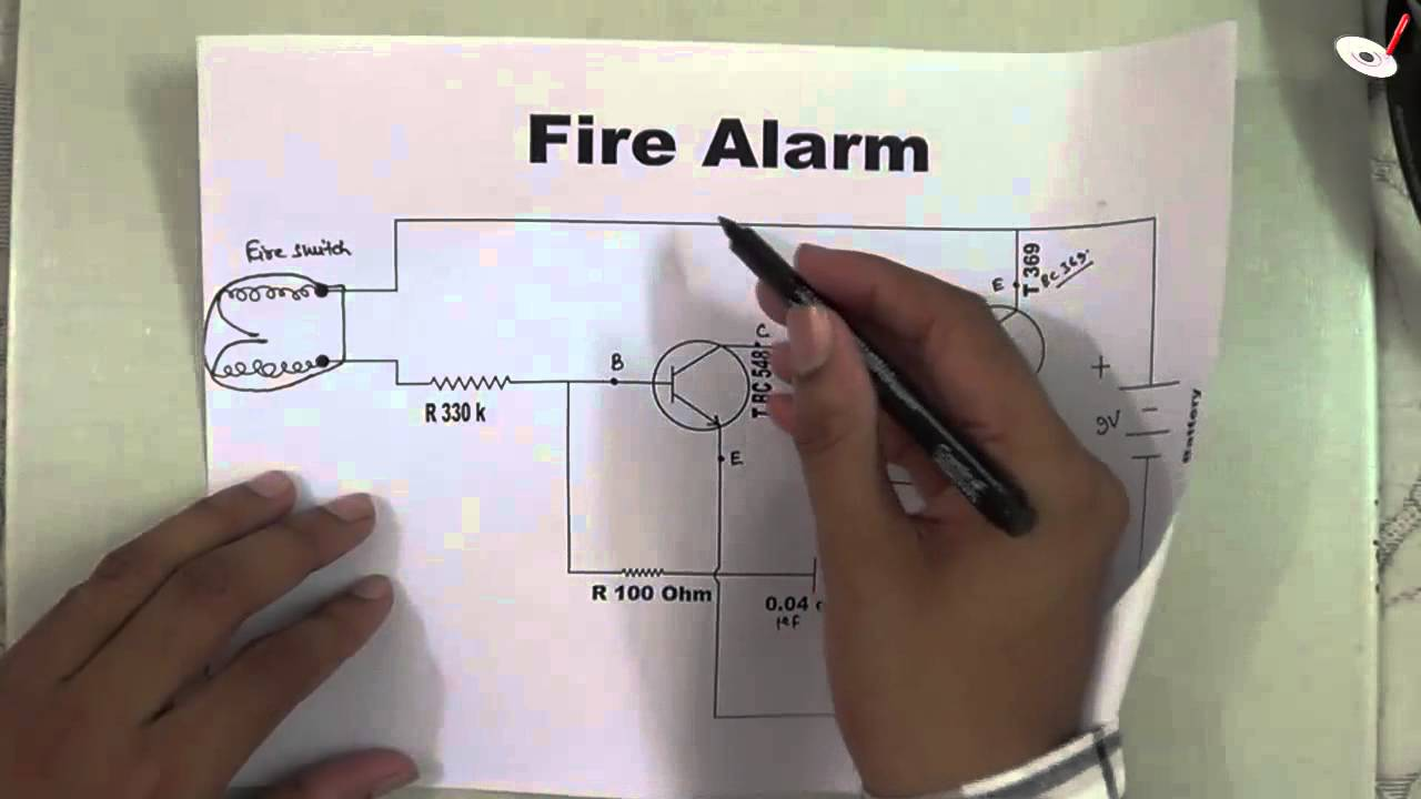 How Does A Fire Alarm Electronic Circuit Works By Raj Kumar Thenua