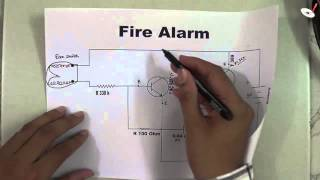 How does a Fire Alarm Electronic Circuit Works by Raj Kumar Thenua (Hindi / Urdu)