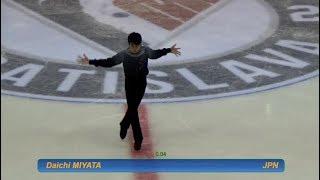 Daichi MIYATA SP 24th Ondrej Nepela Memorial 2016