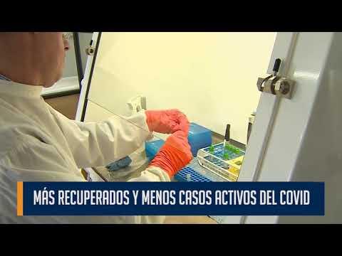 En la última semana en el Tolima se redujo el número de casos activos por Covid 19