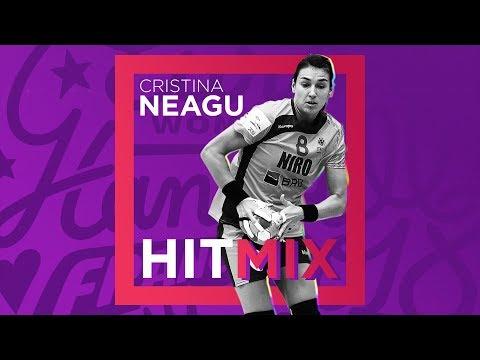 Cristina Neagu's Hitmix | Women's EHF EURO 2018