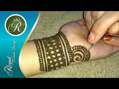 Mehendi/ Best Henna Mehndi Design 2017 By