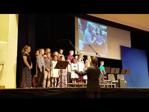 Friends Are Friends Forever - Michael W Smith (Children's Choir Cover)