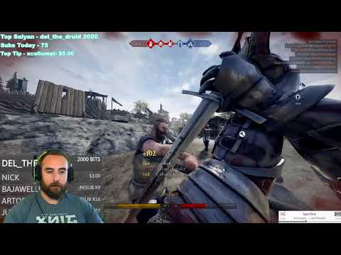 Mordhau - Beastly 32-Kill Bloodlust Destruction - Mordhau Beginner Frontline Gameplay