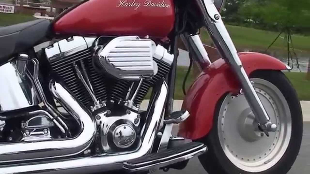 2000 Harley Davidson Fatboy Motorcycles Sale Lake City Fl Pictures