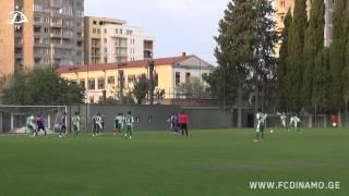 FC Dinamo Tbilisi 2:3 Wit Georgia [TEST MATCH]