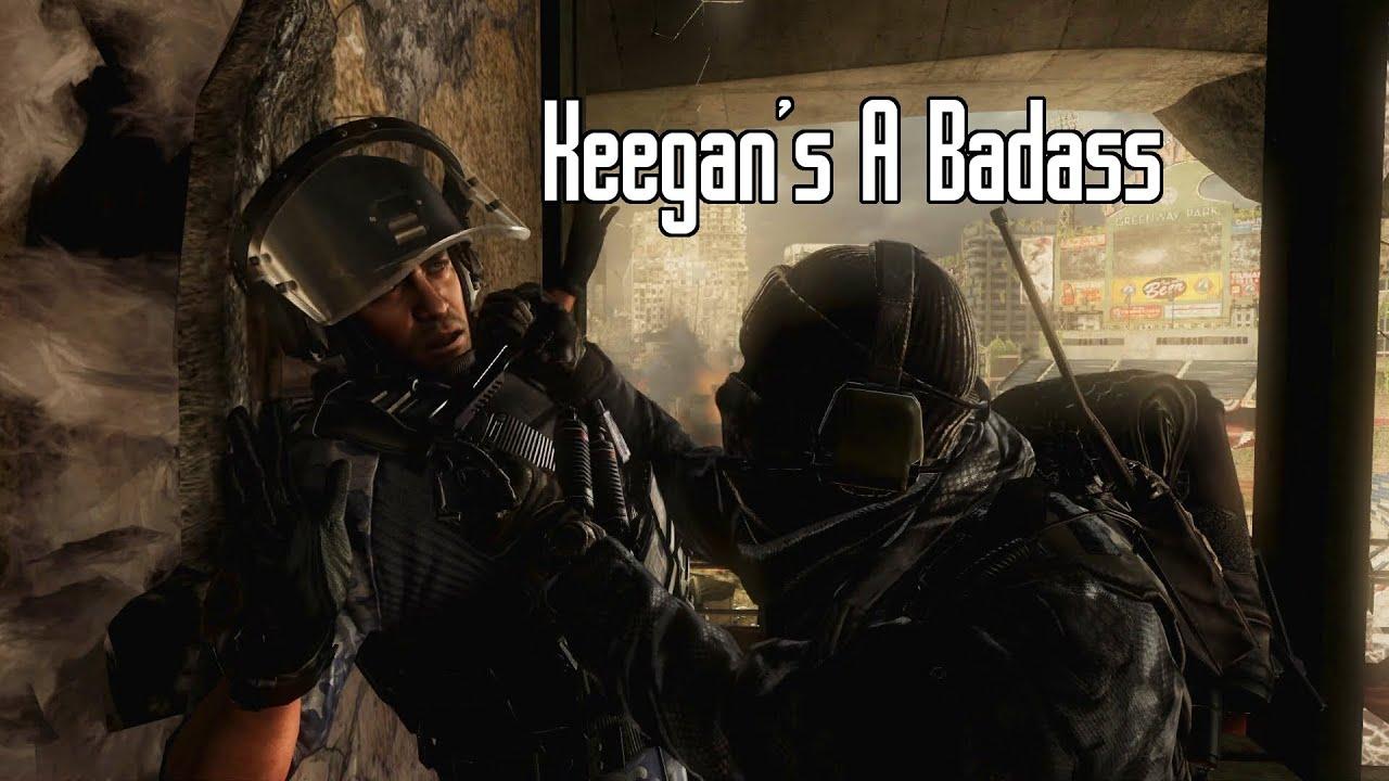 keegans a badass call of duty ghosts youtube