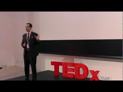 The Art and Business of Implementation- Getting Drugs to Patients: John Sargent at TEDxFulbright