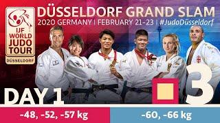 Düsseldorf Grand Slam 2020 - Day 1: Tatami 3