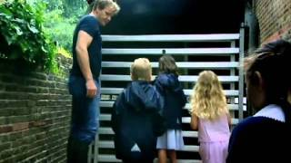 The Ramsay family says goodbye to F Word pigs - Gordon Ramsay