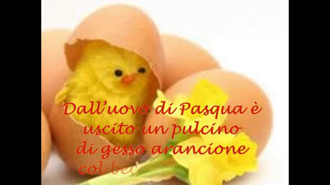 Luovo Di Pasqua Gianni Rodari Youtube
