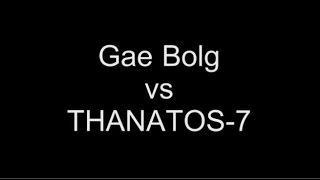 【CSO】THANATOS-7とGaeBolgを比較 (In DEAD END:Easy)
