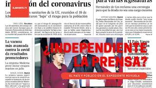 """Los diarios """"El País"""" y """"el Periódico"""" recibían presuntamente dinero de un Fiscal de Cataluña"""