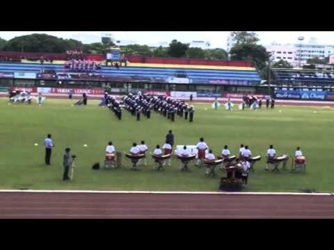 กีฬาโรงเรียนท้องถิ่นใน จ อยุธยา ปี57