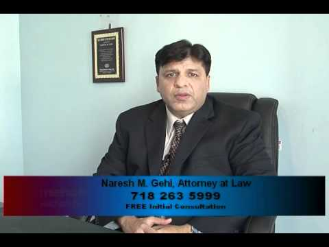 Immigration Attorney New York Naresh Gehi, Esq on Deportation