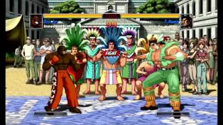 Super Street Fighter II Turbo HD Remix (Xbox Live Arcade) Arcade as Dee Jay