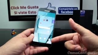 Consejo Para Organizar Mejor La Pantalla De Tu Celular Galaxy S7