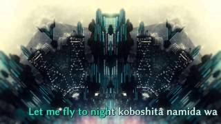 【Karaoke】Fly to night, tonight【off vocal】Camellia