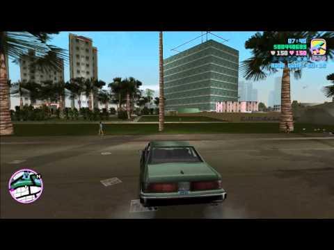 Let's Play GTA: Vice City   Part 69   Malibu: The Driver