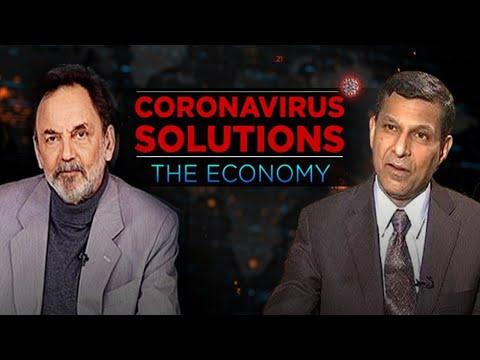Watch: Prannoy Roy, Raghuram Rajan On Economy Amid COVID-19 Crisis