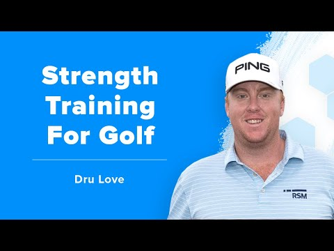 How Pro Golfer Dru Love Dropped 40 Pounds and Fixed His Relationship with Food