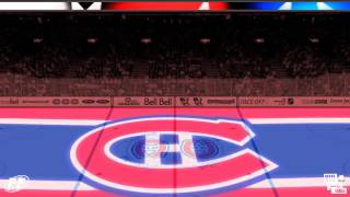 Montreal Canadiens Intro Song | Coldplay - Fix You (2014-2015)