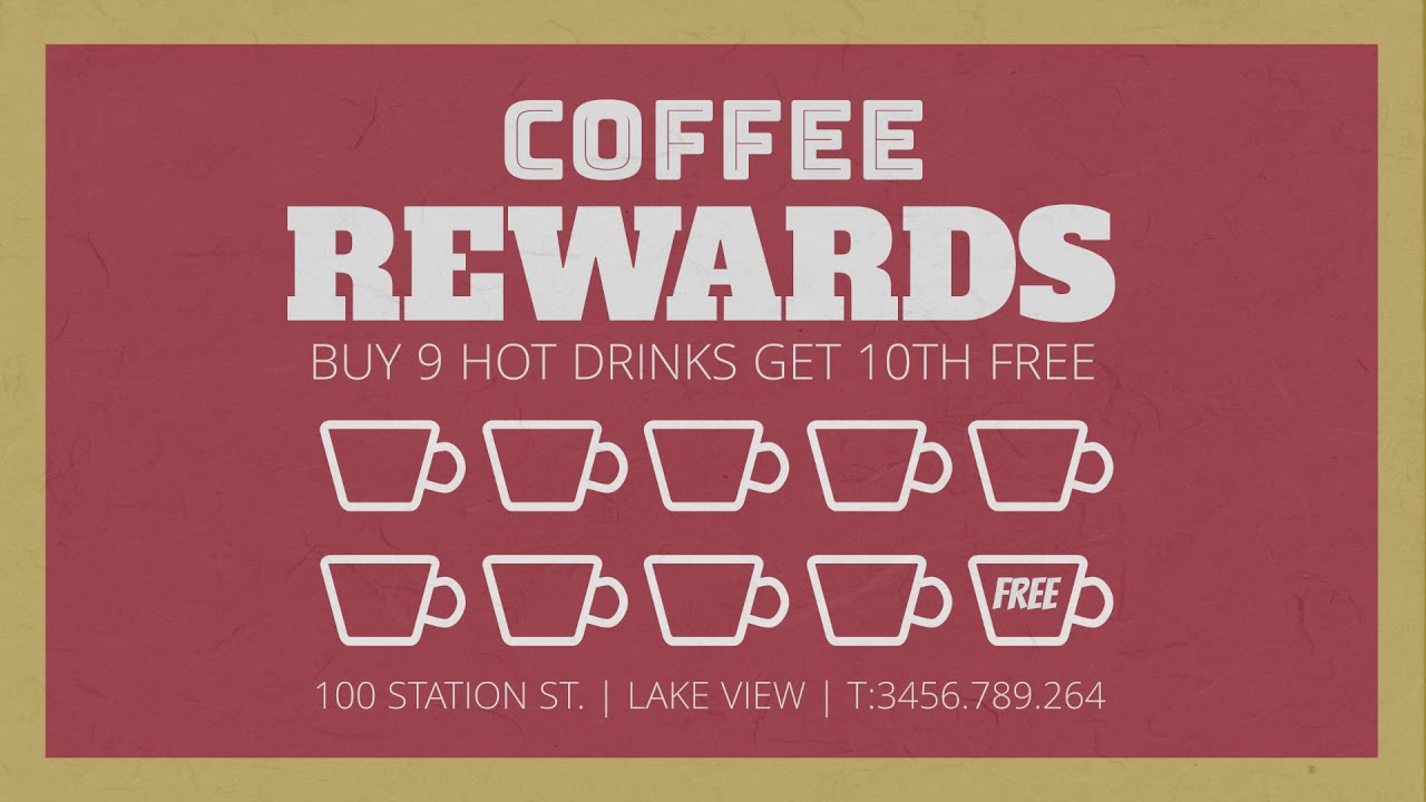Loyalty Cards And Loyalty Card Program Design By Design Wizard