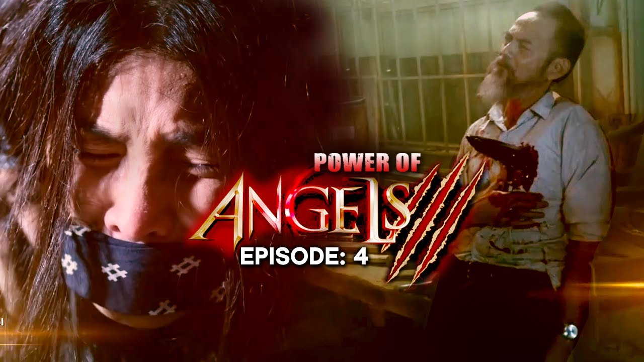 Vampire Series POWER OF ANGELS 3 - Horror Crime Stories EP.4 | Hollywood Web Series In Hindi Dubbed