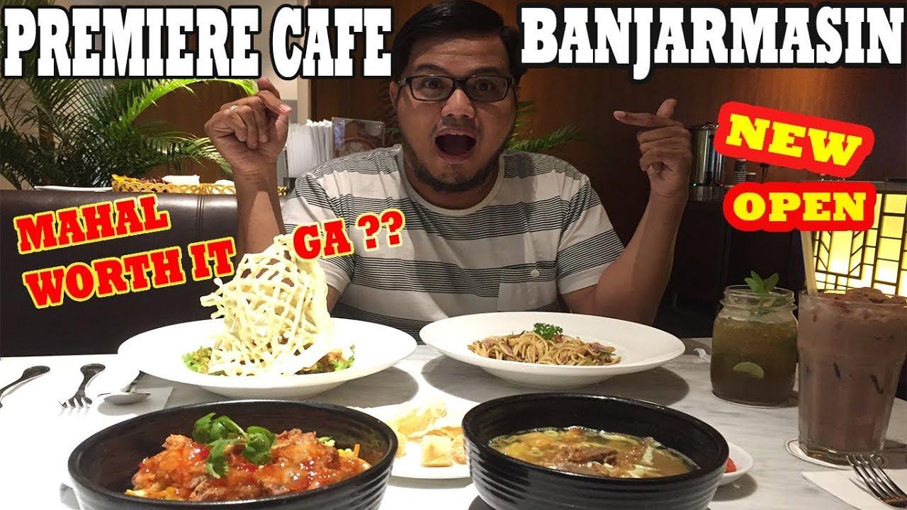 Jvlog 54 Cafe Baru Di Duta Mall Banjarmasin The Premiere