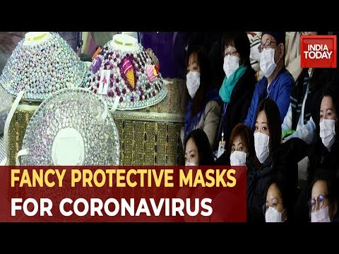 coronavirus-crisis:-jordan-designer's-fancy-protective-masks-with-crystals