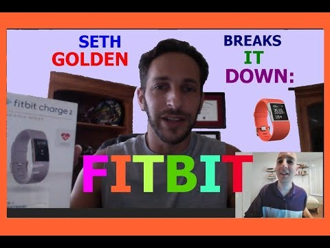 Seth Golden: Fitbit, Apple, and Wearables as an Investment // Stock market watch investing 2017 flex
