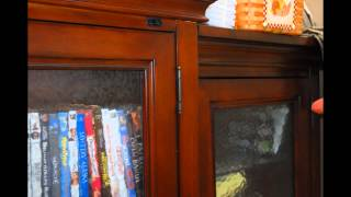 Operating Cabinet Lights- Touchstone Home Products
