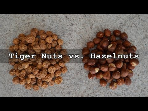 Why Do Tiger Nuts Beat Hazelnuts?: Culinary Questions with Kimberly