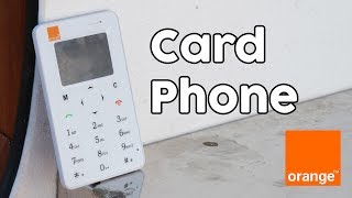 Orange Card Phone, tu teléfono para la playa | EXPERIENCIA y REVIEW en español