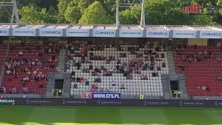 E: Cracovia - Pogoń Szczecin [Bojkot]. 2018-05-19