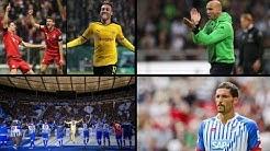Bundesliga 2015/2016: Die Geschichten der Hinrunde