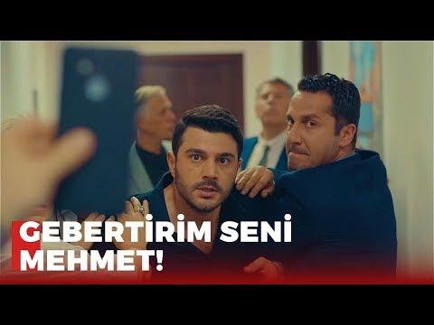 Mehmet, Cem'den Yumruğu Yedi! | Leke 7. Bölüm