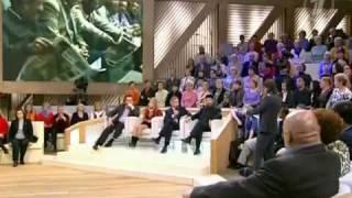"""Настоящий полковник Каддафи """"Пусть говорят"""" 28.10.2011"""