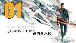 Quantum Break - Gameplay Walkthrough Act 1 Part 1: Riverport University Experiement thumbnail