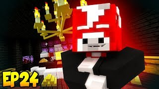 the good vampire challenge minecraft harmony hollow modded smp ep24 s3