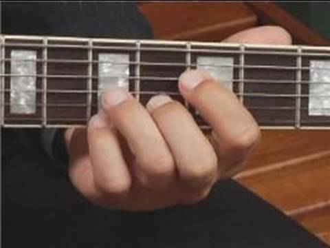Play G7 Chord in 3rd Position on the Guitar: Root Position : Guitar ...