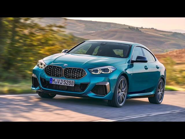 BMW 2 serie Gran Coupé (teaser)