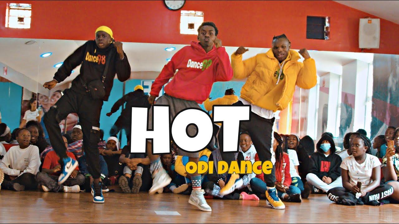 "Download ""HOT"" ODI DANCE CHOREOGRAPHY - Dance98 ft Full Crate,Nick & Navi"
