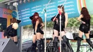 [FANCAM] RaNia Ooyon (Accident) (Baby VOX)