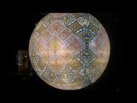 Amazing 4D Reflection Ball & Mini Fountains at Museum of Islamic Art, Doha, Qatar | Top Destinations