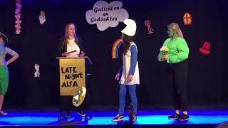 Dinnershow Alfa-college Hardenberg 2019