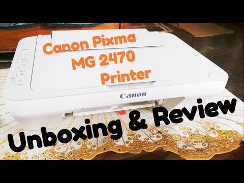 unboxing-canon-mg-2470-printer