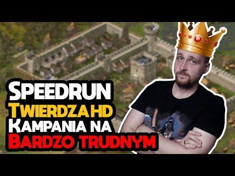 TWIERDZA SPEEDRUN - Kampania na Bardzo Trudnym